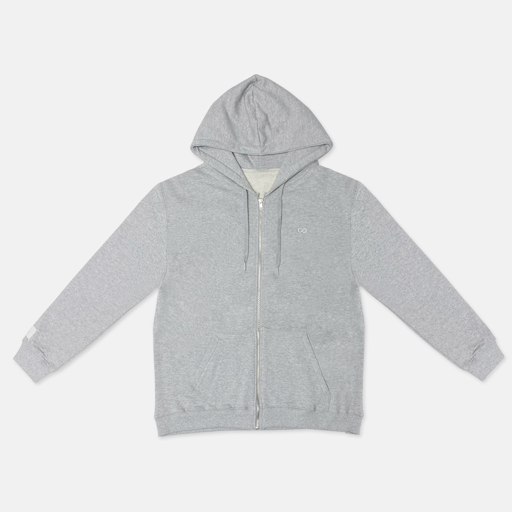 INFINITE HOODIE ZIP-UP