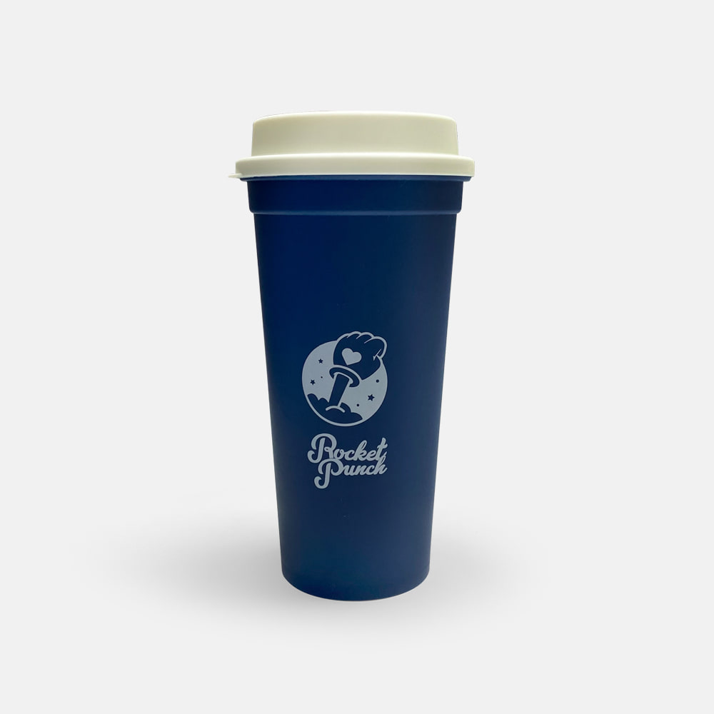 ROCKET PUNCH REUSABLE CUP