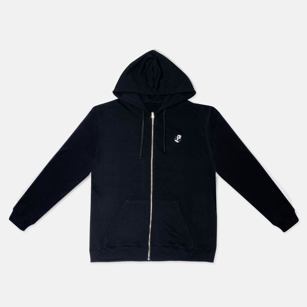 ROCKET PUNCH HOODIE ZIP-UP