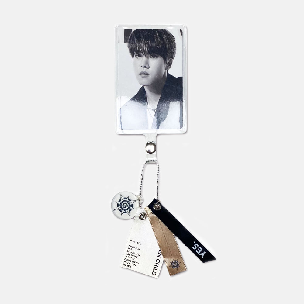 GOLDEN CHILD [YES.] PHONETAB & KEYRING SET